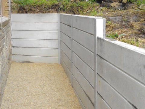 CONCRETE SLEEPER COLOUR