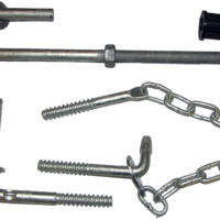 FARM GATE HINGE PACK FGP1
