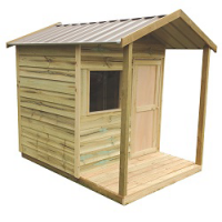 PINE CUBBY PLAY HOUSE