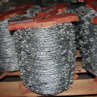 2.50MM BARBED WIRE STANDARD GAL